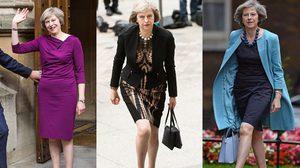ส่อง แฟชั่นผู้นำหญิง Theresa May นายกฯ คนใหม่ของอังกฤษ แต่งตัวเก่งไม่เบาเลยค่ะ