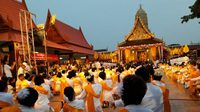 ยิ่งใหญ่ ! งานสมโภช พระพุทธชินราช 660 ปี ที่พิษณุโลก