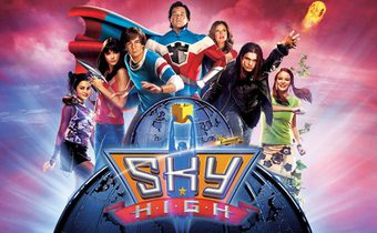 Sky High รวมพันธุ์โจ๋ พลังเหนือโลก
