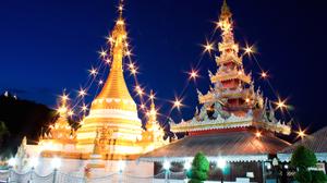 11 เส้นทางสายบุญ วันวิสาขบูชา 2561 ไหว้พระ เวียนเทียน ทั่วไทย