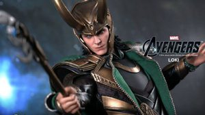 Hot toys เปิดตัว The Avengers: Loki Limited Edition Collectible Figurine