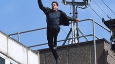 ทอม ครูซ เจ็บตัวกลางกองถ่าย Mission: Impossible 6