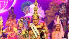 ทศพักตร์นารีศรีสยาม คว้ารางวัลชุดประจำชาติยอดเยี่ยม จากเวที Miss Intercontinental 2016 ที่ศรีลังกา