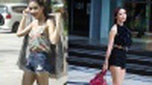 5 อันดับสาวกับ กางเกงขาสั้น ดูสิใครจะเซ็กซี่กว่ากัน!!!