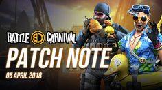 Battle Carnival อัพเดทแผนที่ใหม่ ปืนใหม่ สกินใหม่ เอาใจบรรดาแฟนเกมแล้ววันนี้