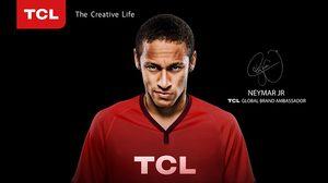 TCL รุกตลาดปลุกกระแสบอลโลก 2018 คว้า เนย์มาร์ จูเนียร์ Neymar Jr. เป็นแบรนด์แอมบาสเดอร์!!