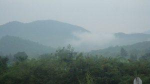 ทั่วไทยมีฝนฟ้าคะนองในระยะนี้ เว้นภาคเหนือตอนบนอากาศเย็น มีหมอกในตอนเช้า