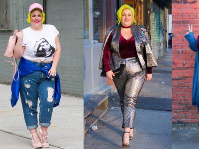 อ้วนแล้วไง! 7 Bloggers สาวผู้ไม่ยอมให้ขนาดและน้ำหนักตัวขวางทางสายแฟชั่น