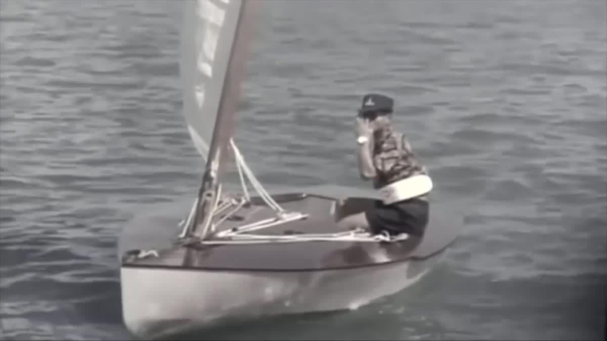 ความประทับใจจากผู้ร่วมแข่งเรือใบกับในหลวง ร.9
