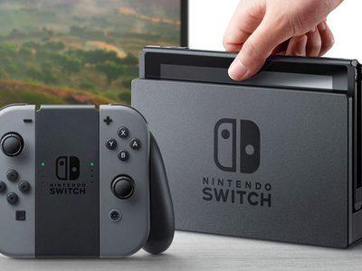 Nintendo Switch จะประกาศราคาและวันออกจำหน่าย 12 มกราคม 17
