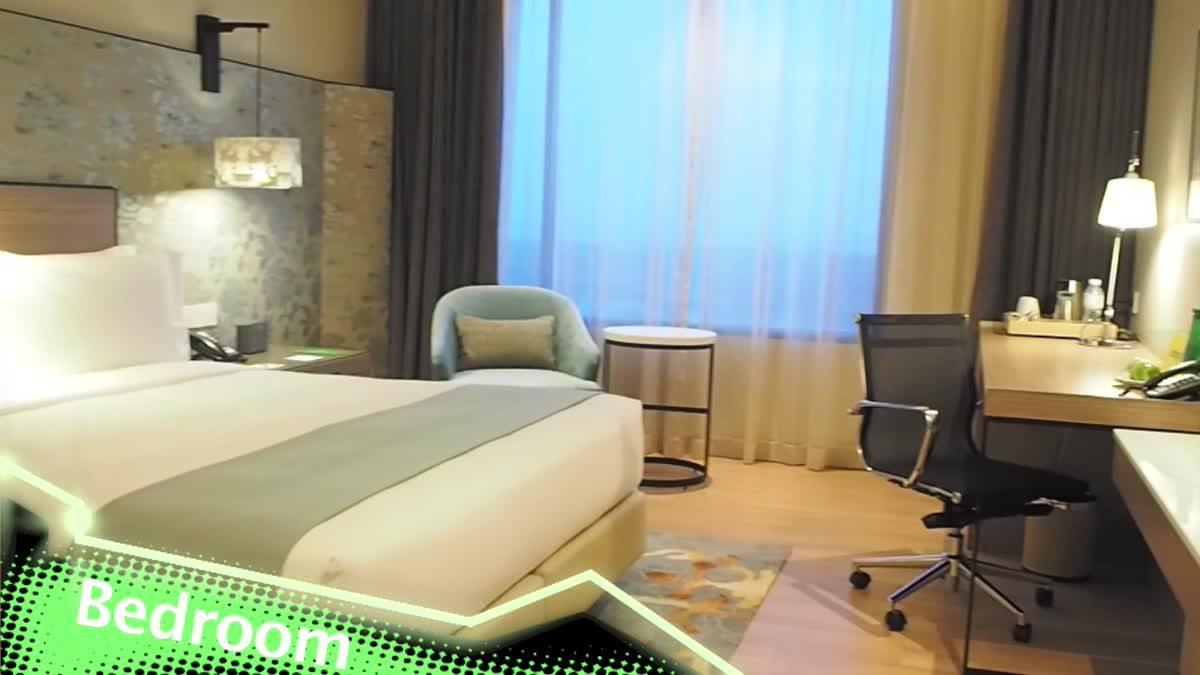 ผ่อนคลายสไตล์หรู ใจกลางเมืองระยอง Holiday Inn & Suites Rayong City Centre