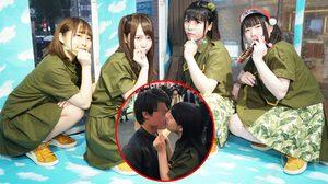 โดนด่าไปชุดใหญ่!! เกิร์ลกรุ๊ป สาวจากญี่ปุ่น เซอร์วิสแฟนคลับด้วยการจูบตามที่สาธารณะ