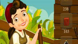 เกมส์ปลูกผักทำสวน Farm Rush