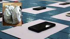 โจรหนุ่มโดนตำรวจจับเข้าให้ หลังขโมย โทรศัพท์ ของลูกค้ากว่า 1,200 เครื่อง