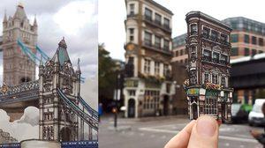 ภาพสเก็ตช์สุดครีเอท จากนักวาดภาพที่ชอบเที่ยวทั่วโลก