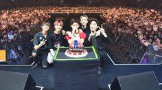 DAY6 จัดเต็มคอนเสิร์ต DREAM IN BANGKOK ประทับใจเต็มอิ่ม
