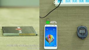 Huawei โชว์ระบบชาร์จเร็วแบตเตอรี่จาก 0-48% ในเวลา 5 นาที!!