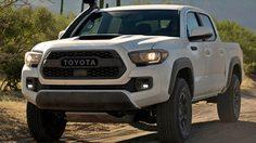 Toyota เปิดตัวรถกระบะสายลุย Tacoma TRD Pro 2018 ใหม่ ที่ประเทศอเมริกา