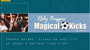 เกมส์ยิงลูกโทษ Baggio Magic Kicks