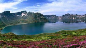 ตะลุยแดนสวรรค์บนโลกมนุษย์ที่ ภูเขาฉางไป๋ซาน