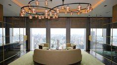 """เปิด บ้านบนฟ้า สูงสุดในประเทศไทย พร้อมวิวพาโนรามาส่วนตัว คอนโด """"เดอะ ริทซ์-คาร์ลตัน เรสซิเดนเซส บางกอก"""""""