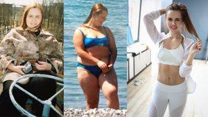 ร้อยโลเปลี่ยนชีวิต! สาวอ้วนหน้าสวย ลดน้ำหนัก จนได้เป็นนางแบบ