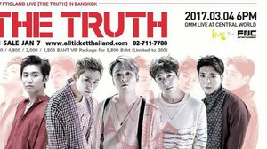 2017 FTISLAND LIVE [THE TRUTH] IN BANGKOK