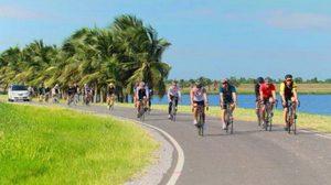 เตรียมเปิด bike lane เลนจักรยาน รอบสนามบินสุวรรณภูมิแห่งแรกในโลก