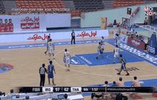 Q4 อิรัก ปะทะ ไทย ศึก FIBA ASIA CHALLENGE 2016