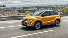 หลุด!! 2019 Suzuki Vitara เผยให้เห็นการเปลี่ยนแปลงส่วนหน้า-ท้ายรถ