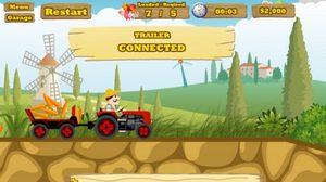 เกมส์ทำฟาร์มผัก ผลไม้วิบาก Farm Express 2