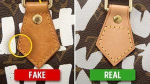 7 จุดที่ต้องสังเกต วิธีง่ายๆ เช็คกระเป๋าแบรนด์เนม ของแท้ หรือ ของปลอม!