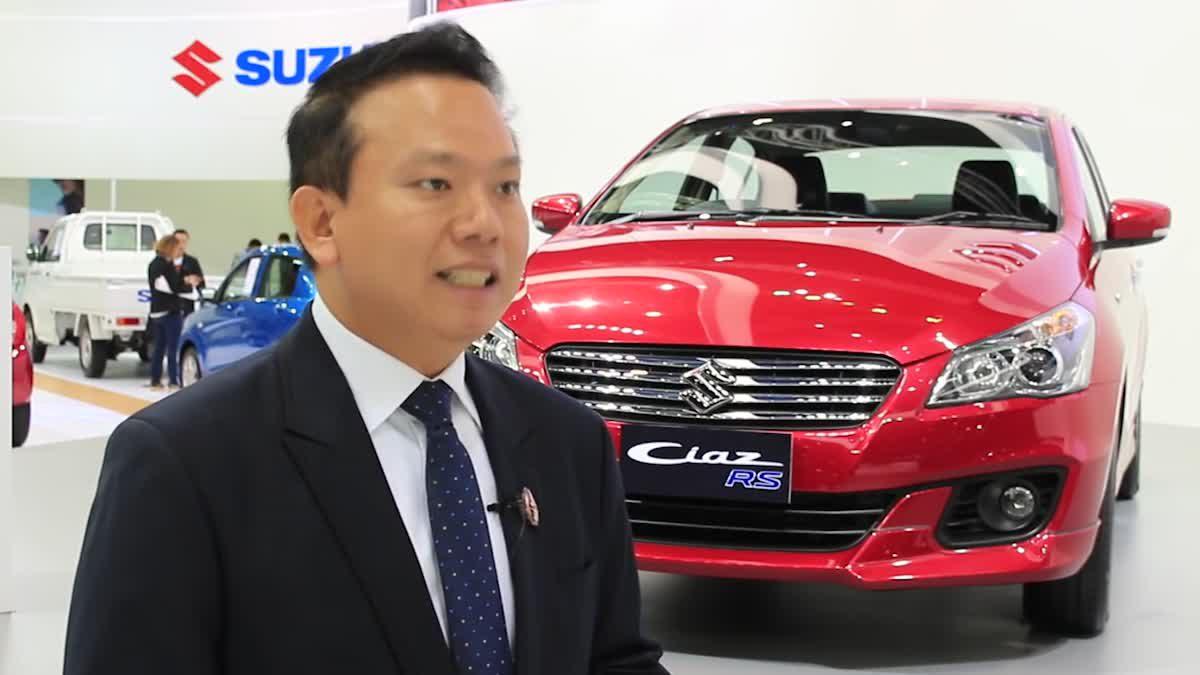 ซูซูกิ อ้อนคนไทย ไว้วางใจในฐานะผู้เชี่ยวชาญรถ Eco Car