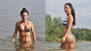 โอ้โห ฟิตซะผู้ชายเราอายเลย สาวจีนวัย 50 หุ่นฟิตเปรี๊ยะ แถมสวยมากๆ ด้วย