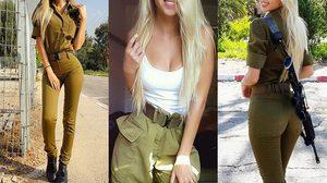 Maria Domark ทหารหญิงสุดเซ็กซี่ ที่ใครเห็นก็ร้องซี๊ด!!