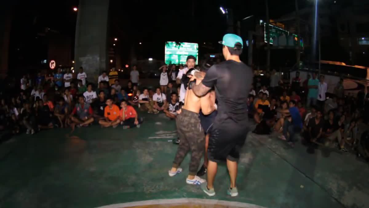 Fight Club Thailand แมน x โต้ง คู่ที่ 28
