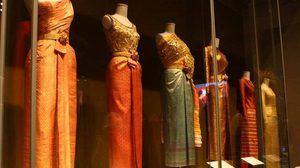 พาชม ของดี  พิพิธภัณฑ์ผ้า พระราชินี