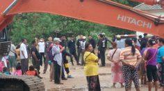 ยังไม่จบ ! ชายฉกรรจ์กว่า 100 คน ปะทะกับชาวบ้าน 'หาดราไวย์'