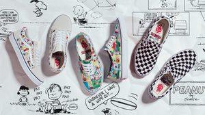 Vans x Peanuts คอลเลคชั่นใหม่ล่าสุด เตรียมวางจำหน่ายปลายปีนี้