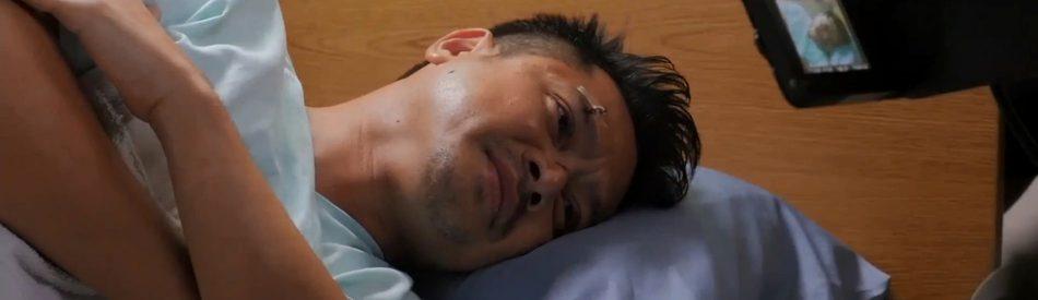 """""""เต๋า สมชาย"""" เสียน้ำตาลูกผู้ชาย ในซีรีส์ """"ตี๋ใหญ่ 2 ดับ เครื่อง ชน"""""""