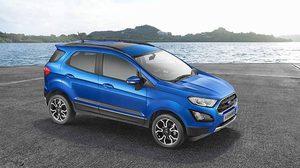 Ford EcoSport 2018 Signature Edition เปิดตัวแล้วที่อินเดีย