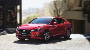 โบร์ชัวร์ Mazda 3 รุ่นใหม่มาแล้วนะ แล้วรถล่ะมาเมื่อไร ……. !?