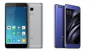 Xiaomi ส่ง MI 6, Redmi Note 4 รุกตลาดไทยอย่างเป็นทางการ