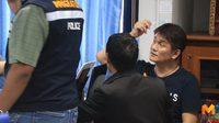 จับหนุ่มเกาหลีร่วมกับภรรยาฆ่าแม่ตัวเอง ตำรวจคุมตัวฝากขัง