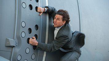 รวม 10 ฉากเสี่ยงตายของ ทอม ครูซ ในบทสายลับ อีธาน ฮันต์ จากหนัง Mission: Impossible