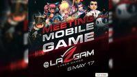Playpark ชวนหลบร้อนไปเล่นกิจกรรมสนุกๆ Meeting Mobile Game @Lazgam ครั้งที่ 1