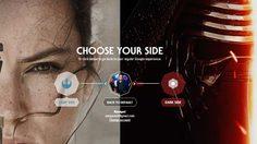 Google ปล่อยธีม Star Wars   ถึงเวลาต้องเลือกข้างแล้ว