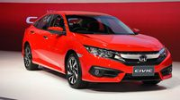 Honda ครองอันดับหนึ่ง ตลาดรถยนต์นั่ง 3 ปีซ้อน