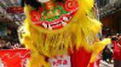 อำนวยพรฉลอง ตรุษจีน สยามพารากอน ดิ เอ็มไพร์ ออฟ โกลเด้น เบลสซิ่ง