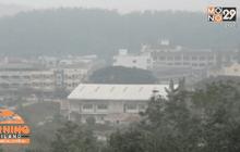 หมอกควันอินโดฯ แผ่ปกคลุมภูเก็ตหนักสุด